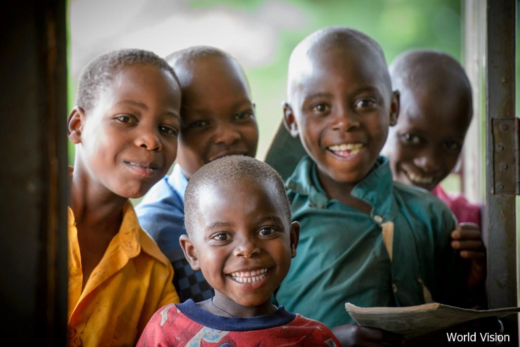 Misc. children, Uganda.