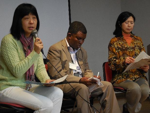 課題別セッション アフリカにおける環境と人々の生活 報告 みんなの