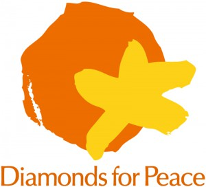 Diamonds for Peace logo